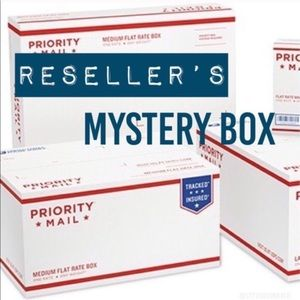 Mystery Box Reseller Lot 5lb 8-10 items